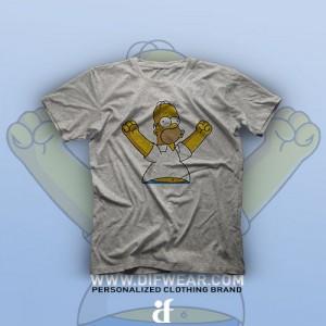 تیشرت Simpsons #6
