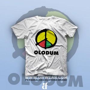 تیشرت Olodum #1