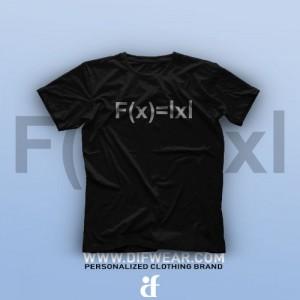 تیشرت F(x) = IxI