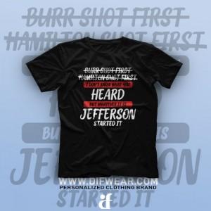 تیشرت Jefferson