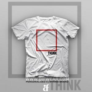 تیشرت Think
