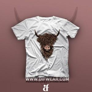 تیشرت Cow #2