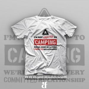 تیشرت Camping #47