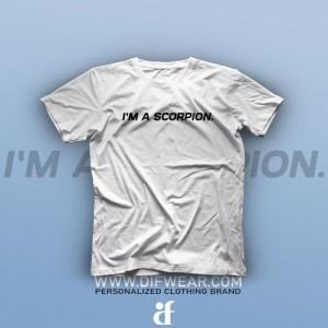 تیشرت Scorpions #2