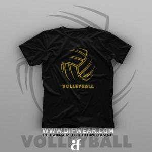 تیشرت Volleyball