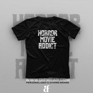 تیشرت Horror Movie