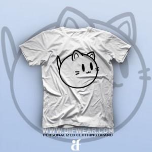 تیشرت Cat Bubble