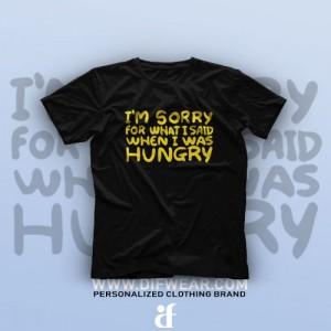 تیشرت  I'm Sorry #1