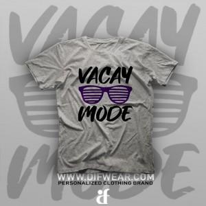 تیشرت Vacay Mode