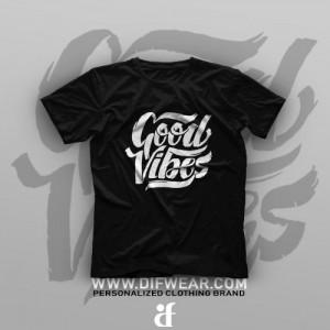 تیشرت Good Vibes #1