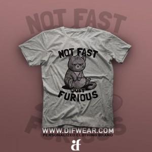 تیشرت Not Fast, Not Furous #2