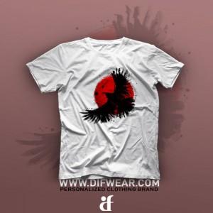 تیشرت Night Crow #1