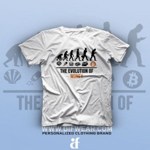 تیشرت The Evolution Of Money