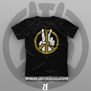 تیشرت Peace #4