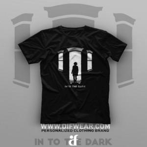 تیشرت Into The Dark #1