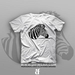 تیشرت Zebra #2