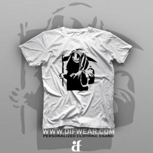 Banksy: Grim Reaper