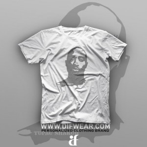 تیشرت Tupac #2