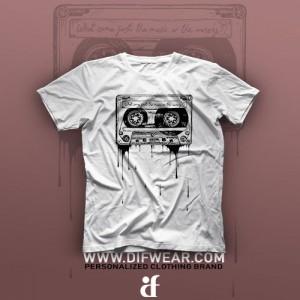 تیشرت Melt Cassette