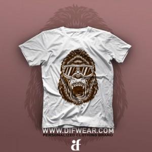تیشرت Gorilla #1
