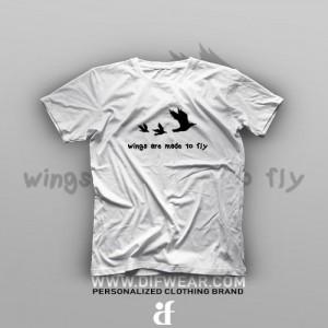 تیشرت Wings #1