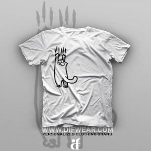 تیشرت Cat #18