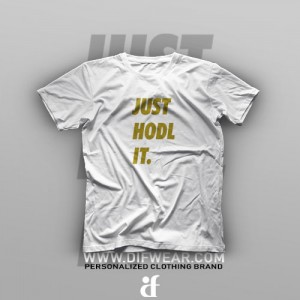 تیشرت Just Hodl It #1