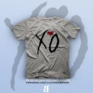 تیشرت XO #1
