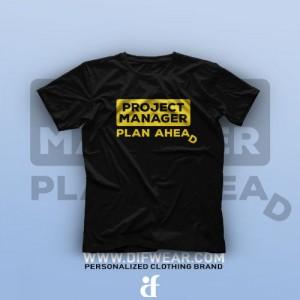 تیشرت Project Manager #1