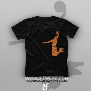 تیشرت Basketball #4