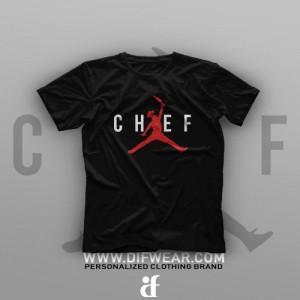 تیشرت Chef #1