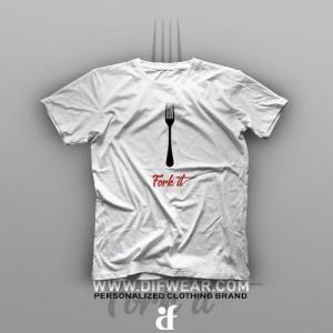 تیشرت Fork It