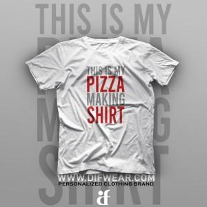 تیشرت Pizza Shirt