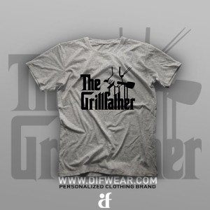 تیشرت The Grillfather