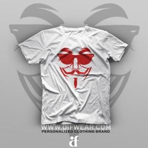 تیشرت V for Vendetta #1