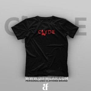 تیشرت Bonnie And Clyde #A