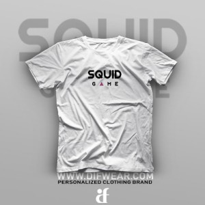 تیشرت Squid Game #7