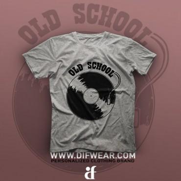 تیشرت Old School #1