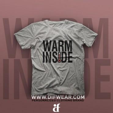 تیشرت Warm Inside
