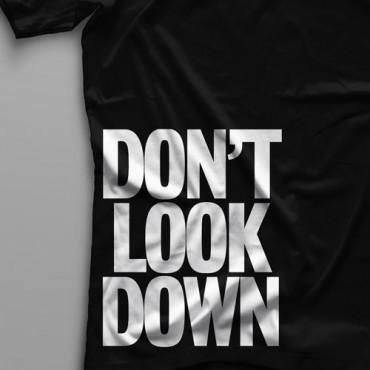 تیشرت Don't Look Down