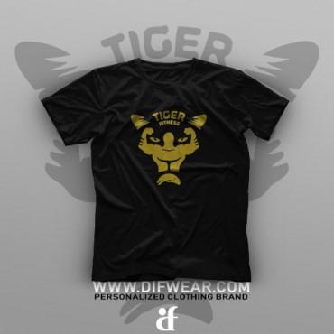 تیشرت Tiger Fitness