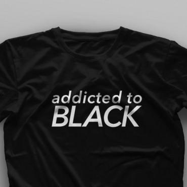 تیشرت Addicted To Black