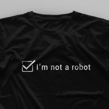 تیشرت I'm Not A Robot