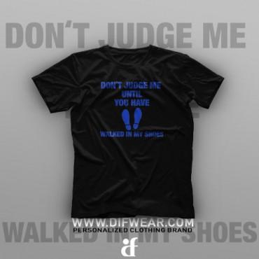 تیشرت Don't Judge Me #XX