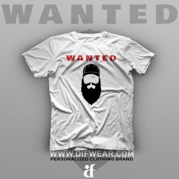 تیشرت Wanted #1