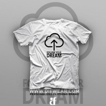 تیشرت Follow Your Dream #1