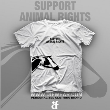 تیشرت Support Animal Rights #1