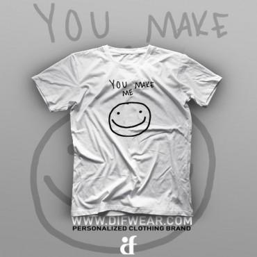 تیشرت You Make Me Smile