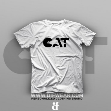 تیشرت Logo Art: Cat #2