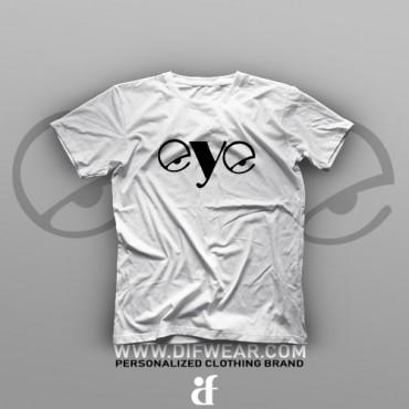 تیشرت Logo Art: Eye #10
